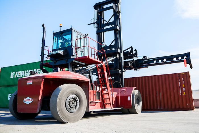 Taylor Container Handlers
